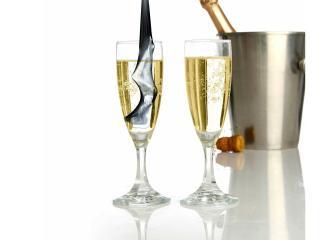 обои Шампанского брызги лучистые фото