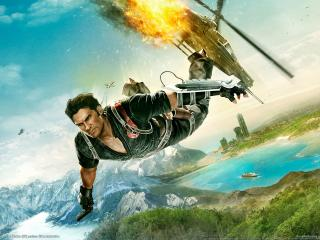 обои Game just cause 2 фото