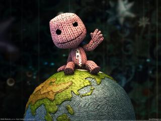 обои Little big planet game фото