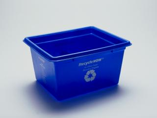 обои Синяя корзина фото
