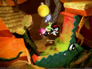 обои Little big planet фото