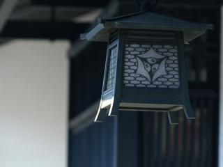 обои Японский фонарик фото