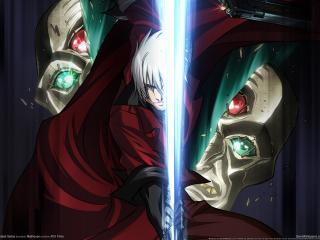 обои Devil may cry the animated series фото