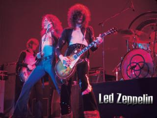 обои Led Zeppelin фото