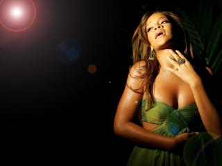 обои Rihanna Umbrella фото