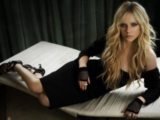 обои Avril Lavigne,   Photoshoot фото