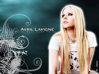 обои Avril Lavigne,   The Best Damn Thing фото