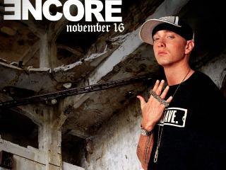 обои Eminem - Encore (Promo) фото