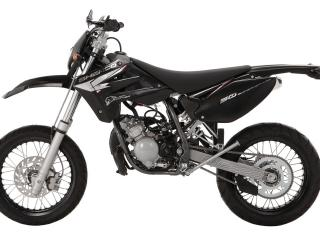 обои Sherco Supermotard 50 cc фото