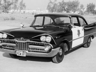 обои Dodge Coronet шерифа фото
