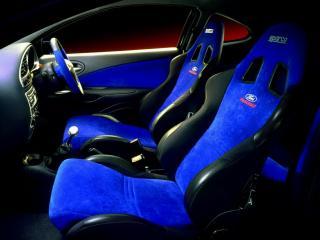 обои Ford Puma ST160 вид изнутри машины фото