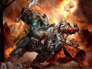 обои Игра warhammer online age of reckoning фото
