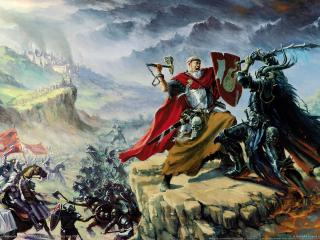 обои Game warhammer online age of reckoning фото