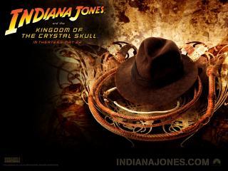 обои Индиана Джонс и Королевство xрустального черепа фото