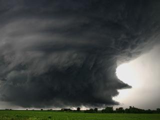 обои Сильная буря фото