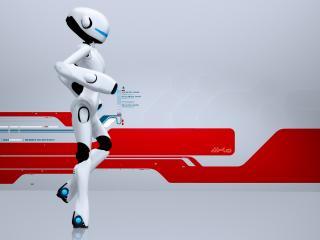 обои Японский робот фото