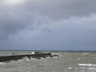 обои Маяк на Балтийском море фото