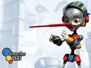 обои Пиноккио 3000 фото
