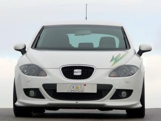 обои Seat leon ABT вид авто спереди фото