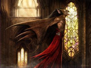 обои Dracula готика фото