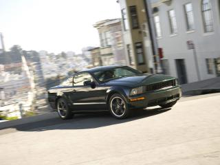 обои Ford Mustang Bullitt фото