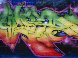 обои красивое граффити фото