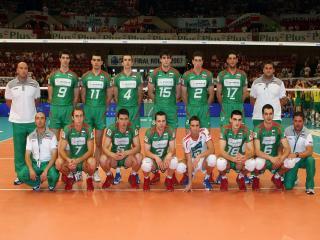 обои Волейбольная сборная Болгарии фото