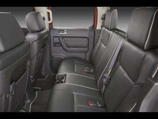 обои Hummer H3T Alpha Rear Bench Seat фото