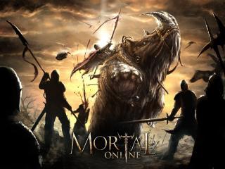 обои Mortal game фото