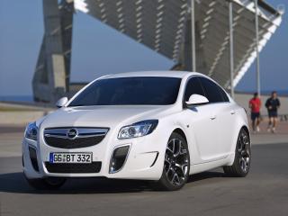обои Opel Insignia OPC фото