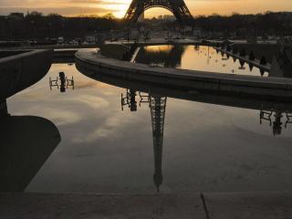 обои Eiffel Tower фото