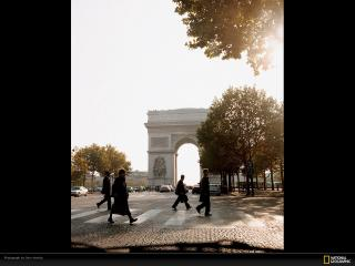 обои France arc de triumphe фото