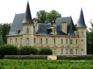 обои Chateau Pichon in Medoc фото