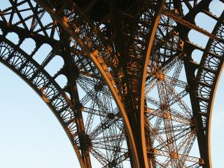 обои The Eiffel Tower,   Paris,   France фото