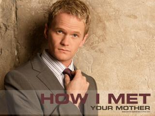 обои Как я встретил вашу маму,   Барни фото