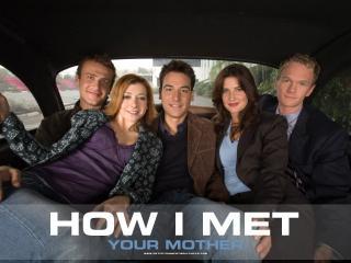 обои Как я встретил вашу маму,   в машине фото