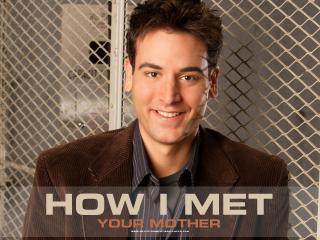 обои Как я встретил вашу маму,   Тед фото