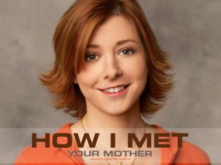 обои Как я встретил вашу маму,   Лилли фото