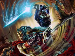 обои Legacy of Kain: Defiance фото
