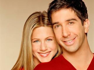 обои Рос и Рейчел фото
