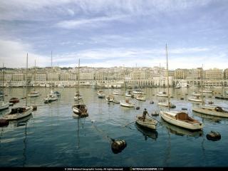 обои Порт в Алжире фото