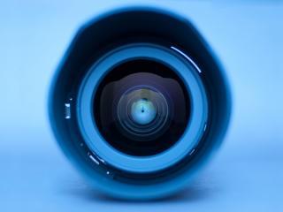 обои Глаз видиокамеры фото
