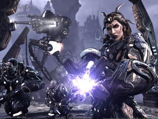 обои Unreal tournament 3 фото