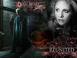 обои Buffy the vimpire slayer фото