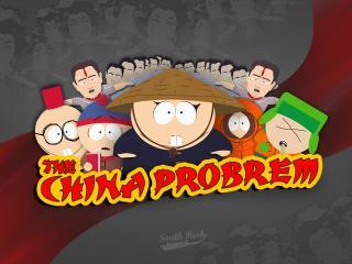 обои S.P. China Problem фото