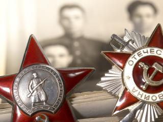 обои Медали за отвагу фото