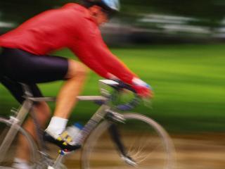 обои Езда на велосепеде фото