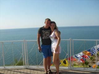 обои Горизонт на высоте у памятника морякам фото