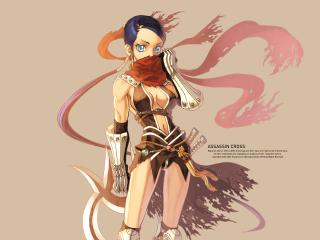 обои Ragnarok Online Anime фото