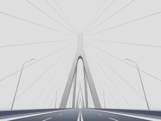 обои Красивый мост фото